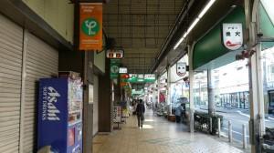 昭和な商店街